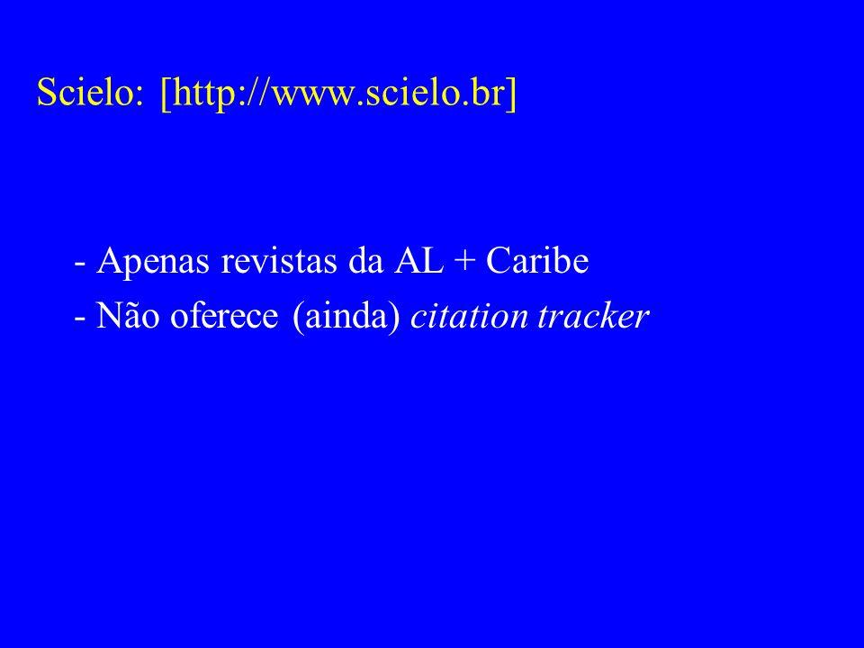 Scielo: [http://www.scielo.br]